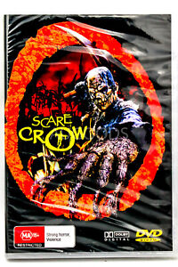 Scare Crow Video Horror Dolby Digital Regions All - Rare DVD Aus Stock New