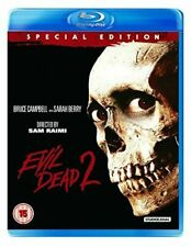 Evil Dead 2: Dead by Dawn (Blu-ray Disc, 2013, Special Edition)
