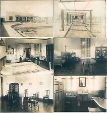 More details for 1940s british colonial villa ex & interior africa nairobi 7 set orig photos 6x4