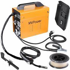 Ampere Schweißgerät MAG MIG-130 Elektrodenschweißmaschine Fülldrahtschweißgerät