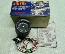 HOLDEN EJ EH HD HR NOS SMITHS DASH MOUNTED SLIM LINE TACHO AND POD KIT