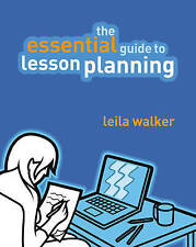 The Essential Guide to Lesson Planning (The Essential Guides)-ExLibrary