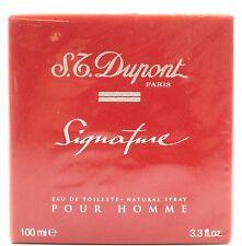 (GRUNDPREIS 139,90€/100ML) S.T. DUPONT PARIS SIGNATURE POUR HOMME 100ML EDT