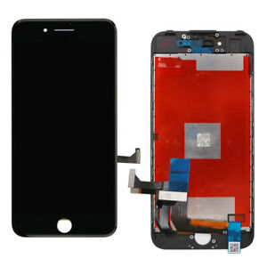 """For iPhone 7 Screen LCD Replacement Touch Display Assembly Digitizer 4.7"""" Black"""