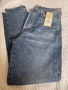 Citizens Of Humanity Olivia High Rise Slim  Sz 27 Moments NWT