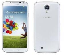 Teléfonos móviles libres Samsung Galaxy S4 de color principal blanco