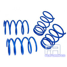 """Manzo Lowering Lower Springs Spring Focus SVT ZX3 ZX5 LX SE ZTS 00-04 F/R: 1.9"""""""
