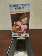 Shirley Temple Festival VHS