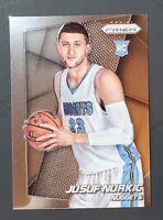 Jusuf Nurkic 2014-15 Panini Prizm #280 rookie card RC NM+ Trail Blazers! NBA!