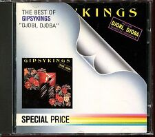 GIPSY KINGS - DJOBI DJOBA - CD ALBUM [3042]