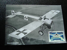 FRANCE - carte 1978 (fokkers 3) (cy25) french