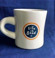 Life Is Good Coffee Cup Mug White Do What You Like Like What You Do