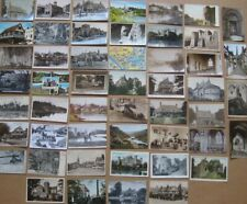 More details for herefordshire (no hereford) job lot of 100x postcards 1900-60s, mostly pre 1930s