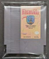 Faxanadu (Nintendo Entertainment System, 1989) NES Game Cartridge Authentic
