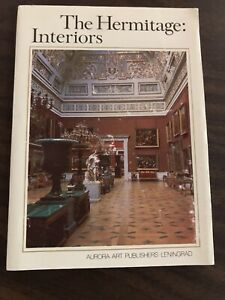 The Hermitage Interiors Russian Postcard Set Of 12 From 1990