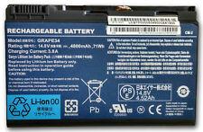 Sanyo GRAPE34 Battery for Acer Extensa TravelMate Gateway 8 Cell BT.00803.022