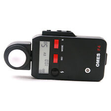 "DSLR OMES F4 1.9"" LCD Digital Reflected / Incident / Flash Light Meter Tester"