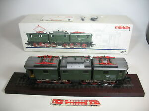 BQ273-11# Märklin Spur 1/AC 5517 E-Lok/E-Lokomotive E91 03 DB digital, OVP