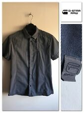 RAW G-STAR Men's Short Sleeve Shirt Size L