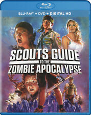SCOUTS GUIDE TO THE ZOMBIE APOCALYPSE (BLU-RAY + DVD) (BLU-RAY) (BLU-RAY)
