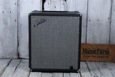 Fender® Rumble 100 Electric Bass Guitar Amplifier 100 Watt 1 x 12 Combo Amp