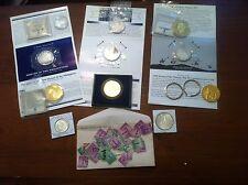 1954-S Carver Washington Morgan Dollar One troy ounce (Gold copies) coin LOT