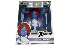 """Jada Metals Diecast 4"""" Figure Marvel Mystique M354 New Release"""