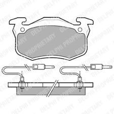 Bremsbelagsatz Scheibenbremse - Delphi LP491