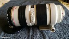Objectif Canon EF 70 - 200mm 2,8 série L