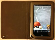 "Barnes & Noble Nook 16 GB Color BNTV250 Tablet 7"" 100% Tested"