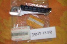 NOS Kawasaki  ZX600 C4-8,EX250 F6-8, ZR550B2 left front step 34028-1334