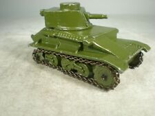 Dinky Toys Military Army Light Tank #152A  EXCELLENT