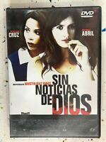 Senza Notiziario De Dio DVD Penelope Croce Victoria Aprile Agustin Diaz Yanez Am