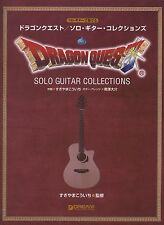 Dragon Quest Dragon Warrior Solo Guitar Collections Sheet Music Collection Book