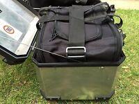 Top box inner liner bag luggage bag to fit R1200GS ADVENTURE GSA ALUMINIUM case