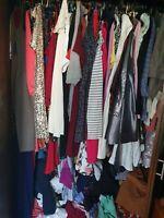 10x Wholesale Joblot Ladies Clothes Bundle UK Brands No Damage Mix Sizes 10pcs