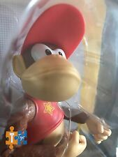 "Donkey Kong DIDDY KONG ""Full Size"" World of Nintendo 2015 Action Figure ""NEW"""