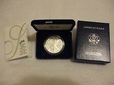 2006-W Proof American Silver Eagle Coin  - One Troy oz .999 Bullion