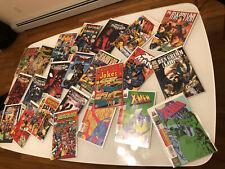 Marvel/Dc/Dell Comics Lot Of 10 Random Silver/Bronze/Copper/Mode rn No Duplicates