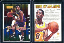 1998 1998-99 Skybox Premium Soul of the Game #8 Kobe Bryant