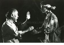 RALPH MACCHIO PAT MORITA THE  KARATE KID 1984 VINTAGE PHOTO ORIGINAL #5