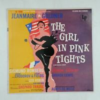THE GIRL IN PINK TIGHTS A New Musical Comedy OL4890 2i Masterworks LP Vinyl VG++