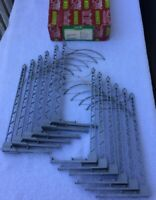 LGB No. 6000 Set of 12 Catenary Wire Masts in Original Box - G Scale