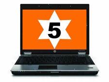HP EliteBook 8440p intel i5 4 GB RAM 250GB HDD Windows 7 Pro LED HD A Ware