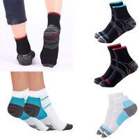 Sport Venen Socken Kompression für Plantar Fasciitis Fersensporn Arch Schme E7J6