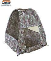 Children Kids BTP Camo Pop Up Play Tent Play House Indoor Outdoor with Carry Bag