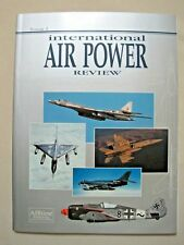 International Air Power Review Vol 2 ( Eurofighter,TU-160,SA 330,B-58,Scimitar )