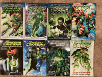Green Lantern Corps Rebirth TPB Graphic Novel Lot Vol Comic 1 2-6 Blackest Night