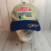 Dupont Automotive Finishes Racing Hat Jeff Gordon 24 Chase Snapback NASCAR Cap