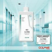 GOLMAR GD90 1 LT- VIRUCIDA DISINFETTANTE GERMICIDA  PRESIDIO MEDICO CHIRURGICO